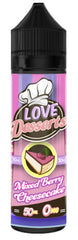 Mix Berry Cheesecake E Liquid by Love Desserts
