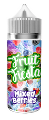 Mixed Berries E Liquid by Fruit Fiesta