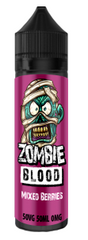 Mixed Berries E Liquid by Zombie Blood
