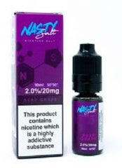 Nasty Juice Salt Nic ASAP Grape E Liquid