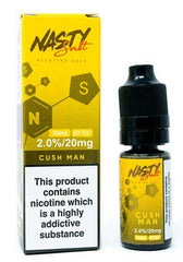 Nasty Juice Salt Nic Cush Man E Liquid
