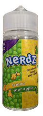 Lemonade Sour Apple E Liquid by Nerdz