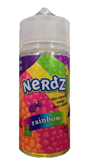 Rainbow E Liquid by Nerdz