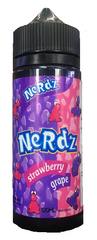 Strawberry Grape E Liquid by Nerdz