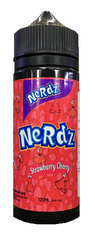 Strawberry Cherry E Liquid by Nerdz