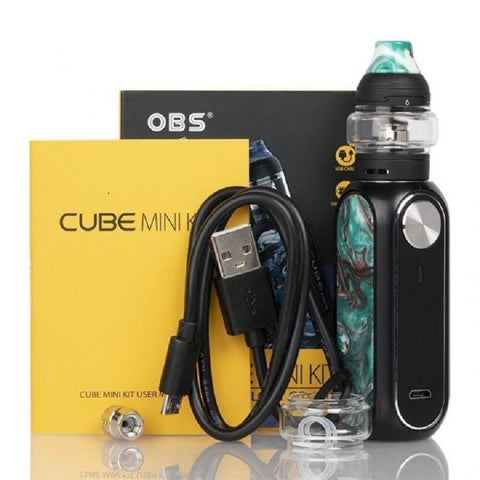 OBS Cube Mini Vape Kit