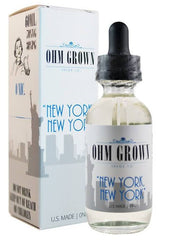 New York, New York E Liquid by Ohm Grown Vapor Co