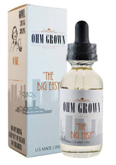 The Big Easy E Liquid by Ohm Grown Vapor Co