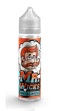 Orange Lime Fizz E Liquid by Mr Wicks