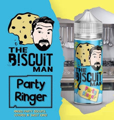 Party Ringer E Liquid by The Biscuit Man
