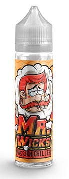 Passion Chiller E Liquid by Mr Wicks