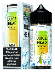 Peach Pear Freeze E Liquid by Juice Head