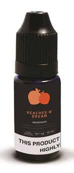 Peaches n Dream E Liquid by Humo