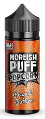 Peanut Butter Popcorn E Liquid By Moreish Puff