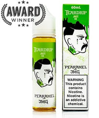 Pearamel E Liquid by Teardrip Juice Co.