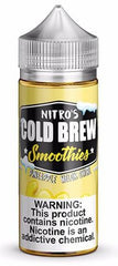 Pineapple Melon Swirl E Liquid by Nitro's Cold Brew Smoothies