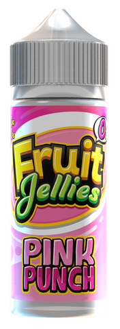 Pink Punch E Liquid by Fruit Jellies