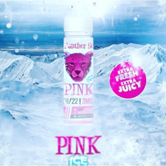 Pink Panther Ice E Liquid By Dr Vapes