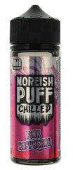 Pink Raspberry Chilled E Liquid By Moreish Puff