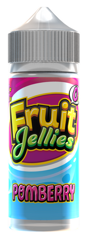 Pomberry E Liquid by Fruit Jellies