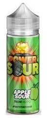 Power Sour Apple E Liquid