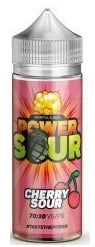 Power Sour Cherry E Liquid