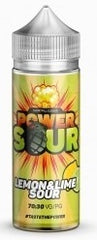 Power Sour Lemon & Lime E Liquid