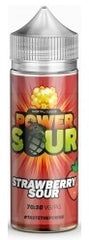 Power Sour Strawberry E Liquid