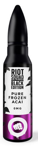 Pure Frozen Acai E Liquid By Riot Squad