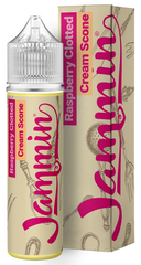 Raspberry Clotted Cream Scone E Liquid by Jammin