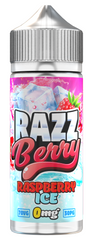Raspberry Ice E Liquid by Razz Berry