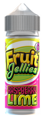 Raspberry Lime E Liquid by Fruit Jellies