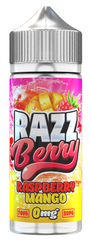 Raspberry Mango E Liquid by Razz Berry
