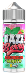 Raspberry Mojito E Liquid by Razz Berry