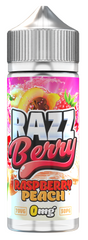 Raspberry Peach E Liquid by Razz Berry