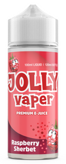 Raspberry Sherbet E Liquid by Jolly Vaper