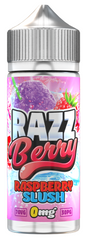 Raspberry Slush E Liquid by Razz Berry
