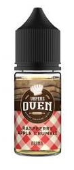 Raspberry Apple Crumble E Liquid by Vapers Oven