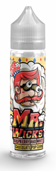 Raspberry White Chocolate Popcorn E Liquid by Mr Wicks