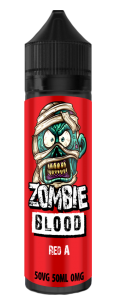 Red A E Liquid by Zombie Blood