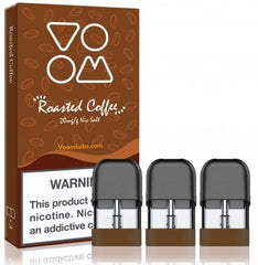 Roasted Coffee Voom Pod E Liquid Replacement