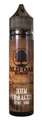 Rum Tobacco E Liquid by Old Oak
