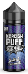 Salted Caramel Popcorn E Liquid By Moreish Puff