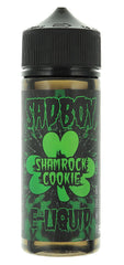 Shamrock Cookie E Liquid by Sadboy
