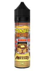 Snikkers E Liquid by Pancake Factory