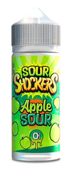 Apple Sour E Liquid by Sour Shockers