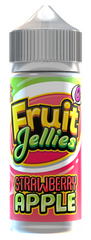 Strawberry Apple E Liquid by Fruit Jellies