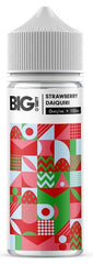 Strawberry Daiquiri E Liquid By Big Tasty