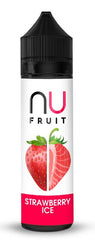 Strawberry Ice E liquid by NU Fruit
