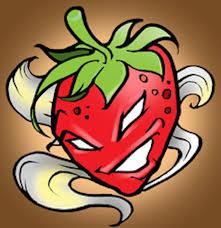 Strawberry In Yo Soul Prime E Liquid by Fuzion Vapor